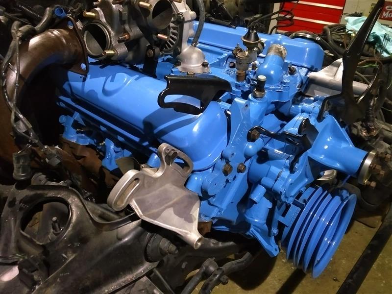 pontiac trans  turbo rebuild